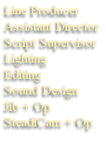 Line Producer